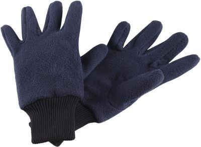 Флисовые перчатки Reima Osk - синий