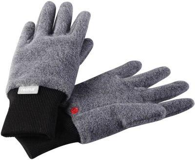 Флисовые перчатки Reima Osk - серый