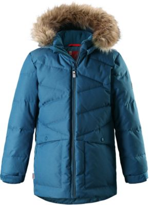 Куртка Reima Jussi для мальчика - синий