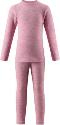 Комплект нижнего белья Reima Kinsei для девочки - розовый