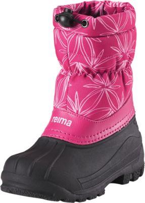 Зимние сапоги Nefar Reima для девочки - розовый