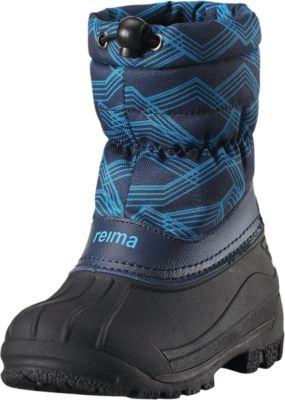 Зимние сапоги Nefar Reima для мальчика - синий