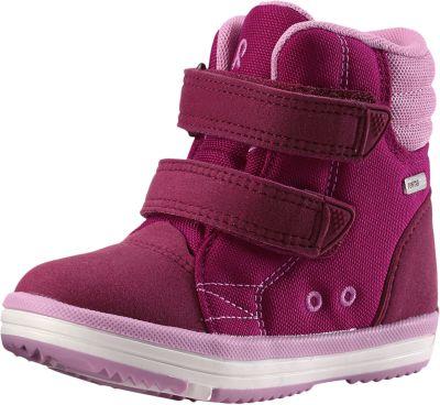 Ботинки Patter Reimatec® Reima для девочки - розовый