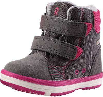 Ботинки Patter Reimatec® Reima для девочки - серый
