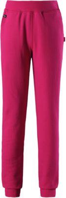 Брюки Reima Dawn для девочки - розовый