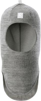 Шапка-шлем Reima Starrie - серый
