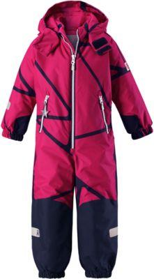 Комбинезон Reimatec® Reima Snowy для девочки - розовый