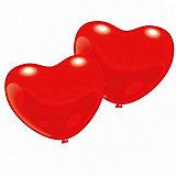"""10 фигурных шариков """"Сердечко"""""""