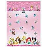 """Скатерть """"Принцессы и животные"""" 120x180 см"""