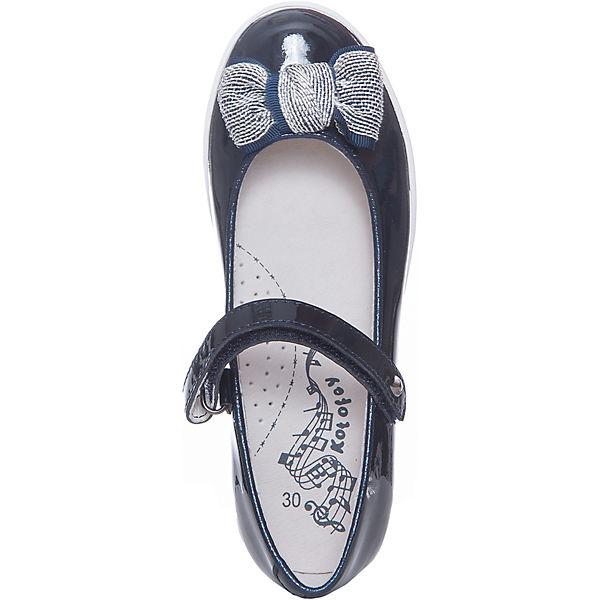 Туфли для девочки Котофей