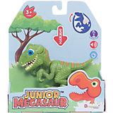 Игрушка Динозавр, открывает пасть, зеленый, Junior Megasaur