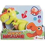 Динозавр Ругопс, со светом и звуком, салатовый, Junior Megasaur