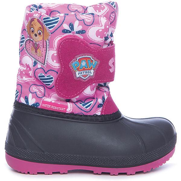 Сноубутсы Kakadu для девочки
