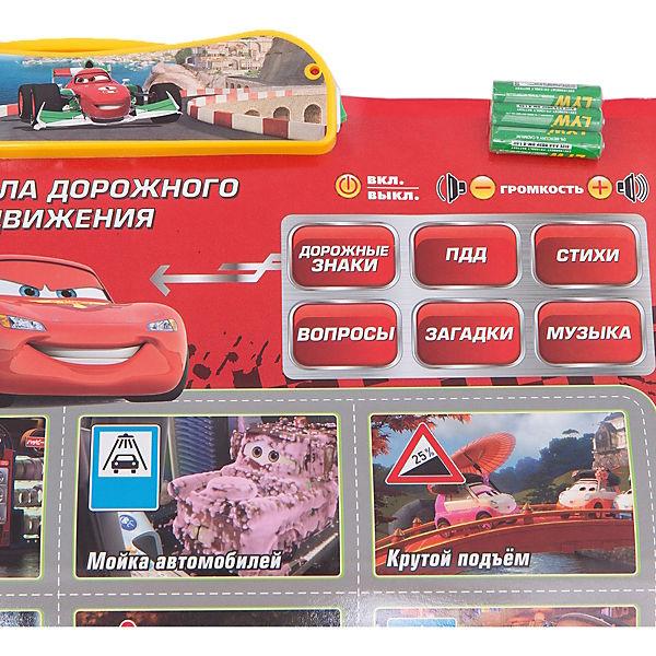 "Обучающий плакат ""Тачки"", Disney Cars, Умка"