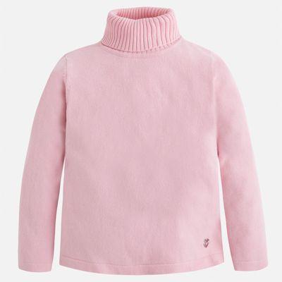Водолазка Mayoral для девочки - розовый