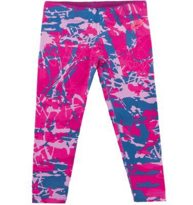 Леггинсы NIKE - розовый