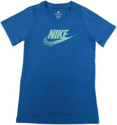 Футболка NIKE - синий