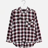 Рубашка Mayoral для девочки