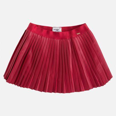 Юбка Mayoral для девочки - красный