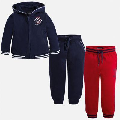 Спортивный костюм для мальчика Mayoral - синий