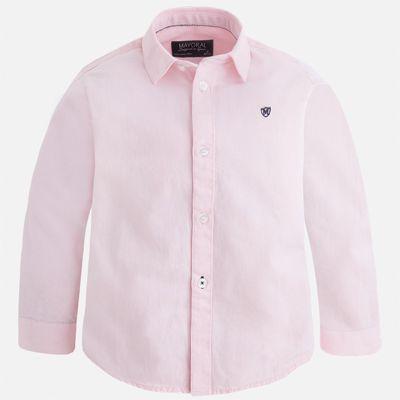 Рубашка для мальчика Mayoral - розовый
