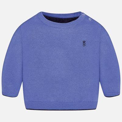 Свитер Mayoral для мальчика - фиолетовый