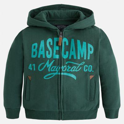 Куртка для мальчика Mayoral - зеленый