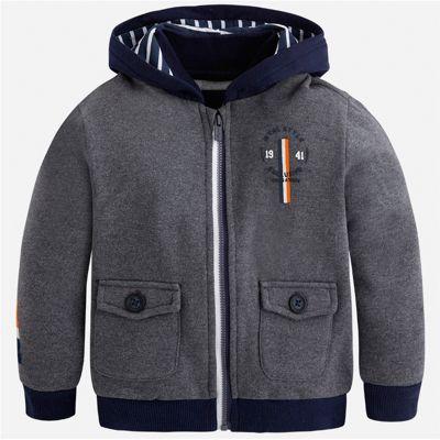 Куртка для мальчика Mayoral - серый
