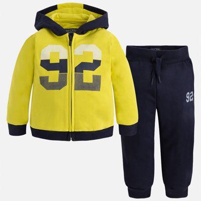 Спортивный костюм для мальчика Mayoral - темно-синий
