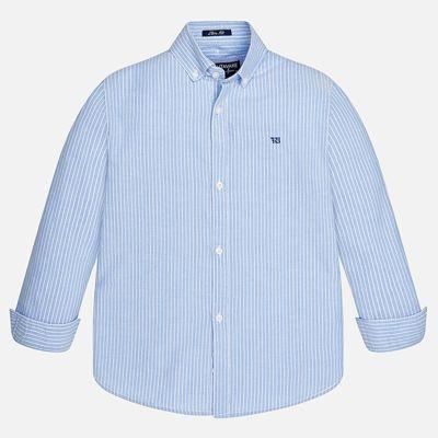 Рубашка Mayoral для мальчика - синий