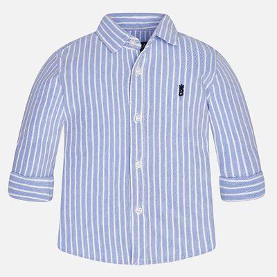 Рубашка Mayoral для мальчика - фиолетовый