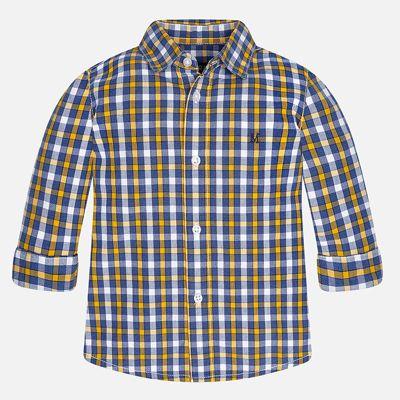 Рубашка Mayoral для мальчика - оранжевый
