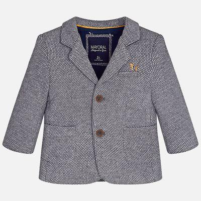 Пиджак для мальчика Mayoral - серый