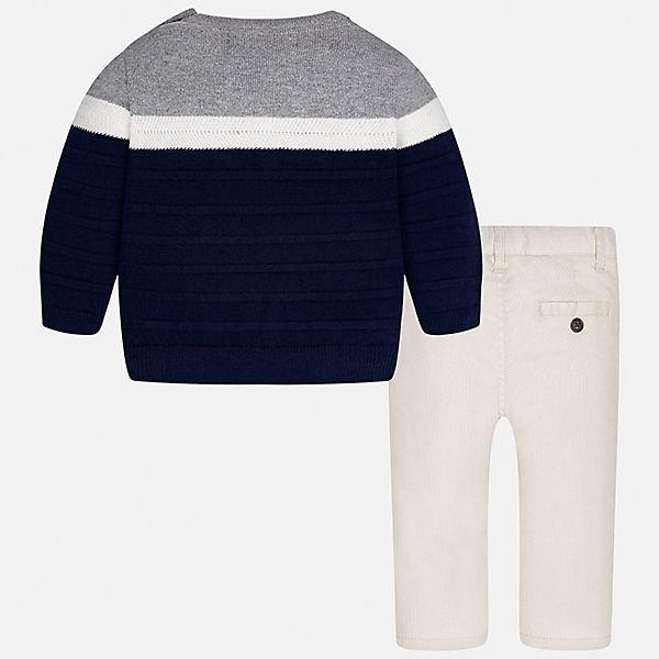 Комплект: свитер и брюки для мальчика Mayoral