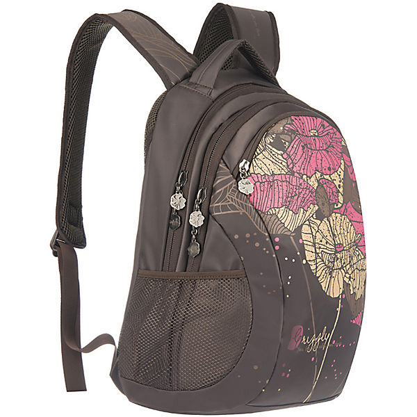 Рюкзак Grizzly, коричневый