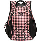 Рюкзак Grizzly, черно-розовый