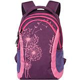 Рюкзак Grizzly, фиолетовый - лаванда