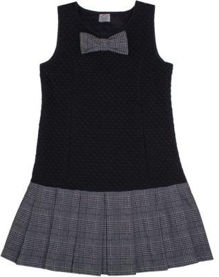 Сарафан для девочки Апрель - черный