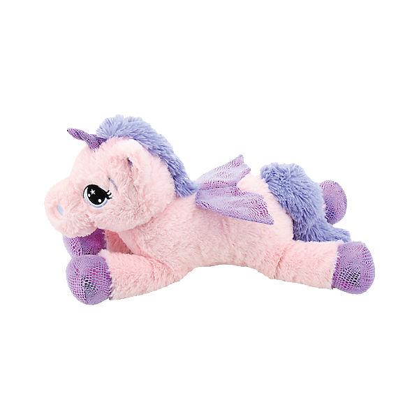 sweety toys 8025 einhorn pl schtier kuscheltier 65 cm rosa mytoys. Black Bedroom Furniture Sets. Home Design Ideas