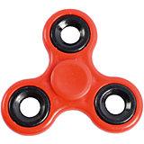 Спиннер для рук, красный, маленький подшипник, Fidget Spinner
