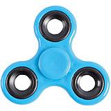 Спиннер для рук, синий, маленький подшипник, Fidget Spinner