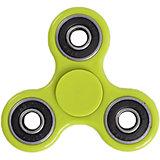 Спиннер для рук, зеленый, металлический подшипник, Fidget Spinner