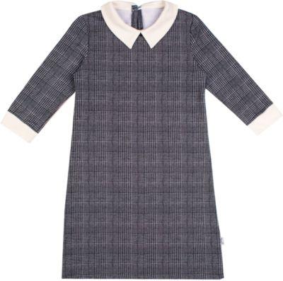 Платье Апрель для девочки - черный