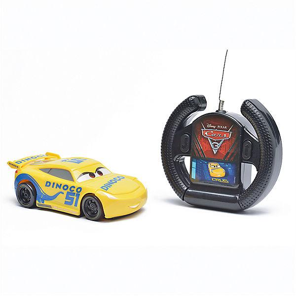 """Радиоуправляемая машина Disney """"Крус Рамирес"""", 13 см"""