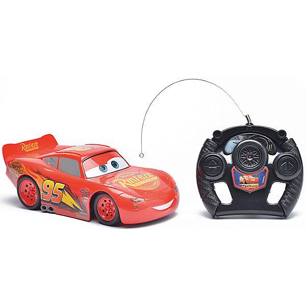 """Радиоуправляемая машина Disney """"Молния Маккуин"""", 22 см"""