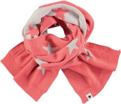 Шарф MOLO для девочки - розовый