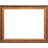 Багетная рама для картин 30х40см 1020-BL Isabelle (золотой) Белоснежка