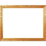 Багетная рама для картин 30х40см  Empire (золотой) Белоснежка