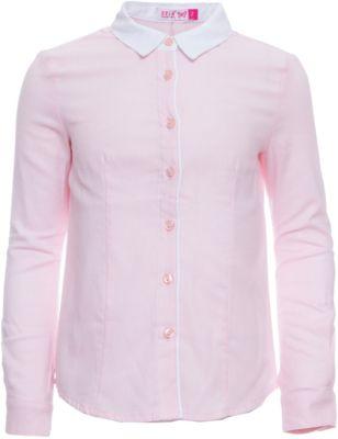 Блуза SELA для девочки - розовый