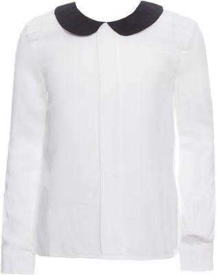 Блуза SELA для девочки - молочный
